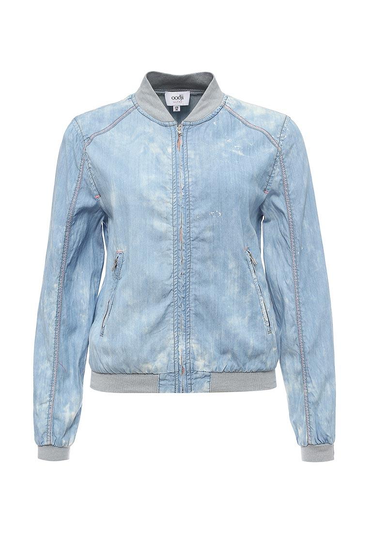 Джинсовая куртка oodji (Оджи) 11200248M/31269/7000W