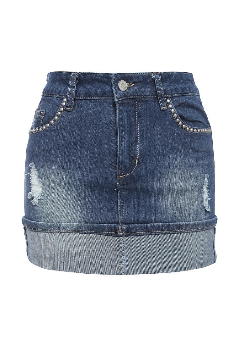 Узкая юбка oodji (Оджи) 11510004/45369/7500W
