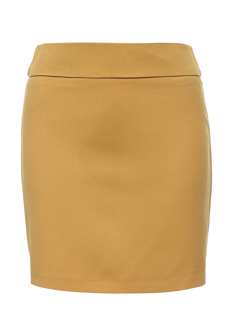 Прямая юбка oodji (Оджи) 11600399-1B/14917/5700N