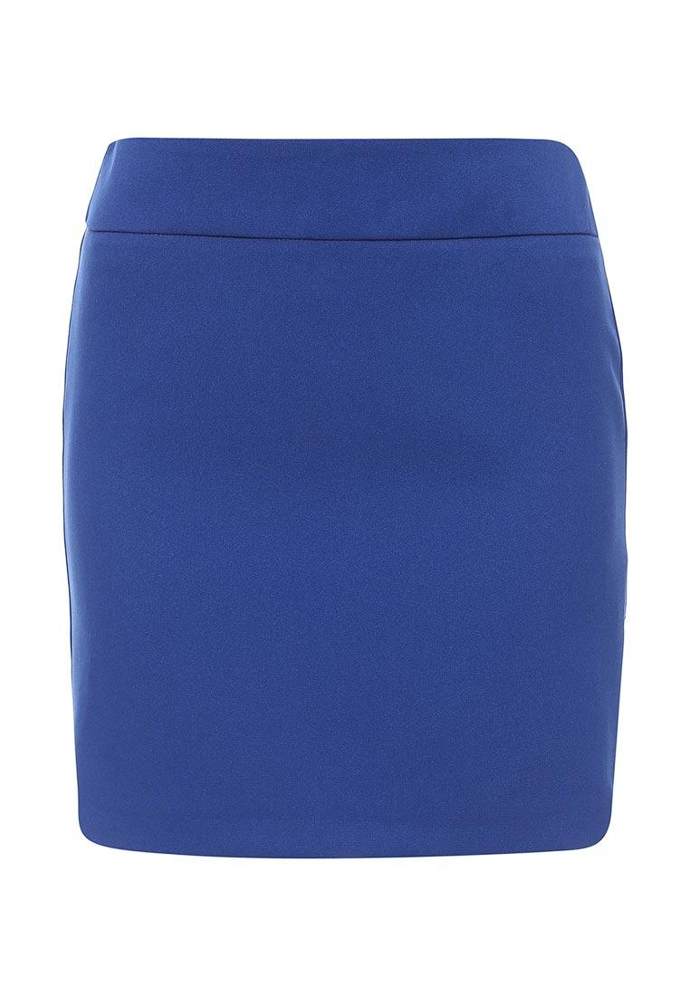 Прямая юбка oodji (Оджи) 11600399-1B/14917/7500N