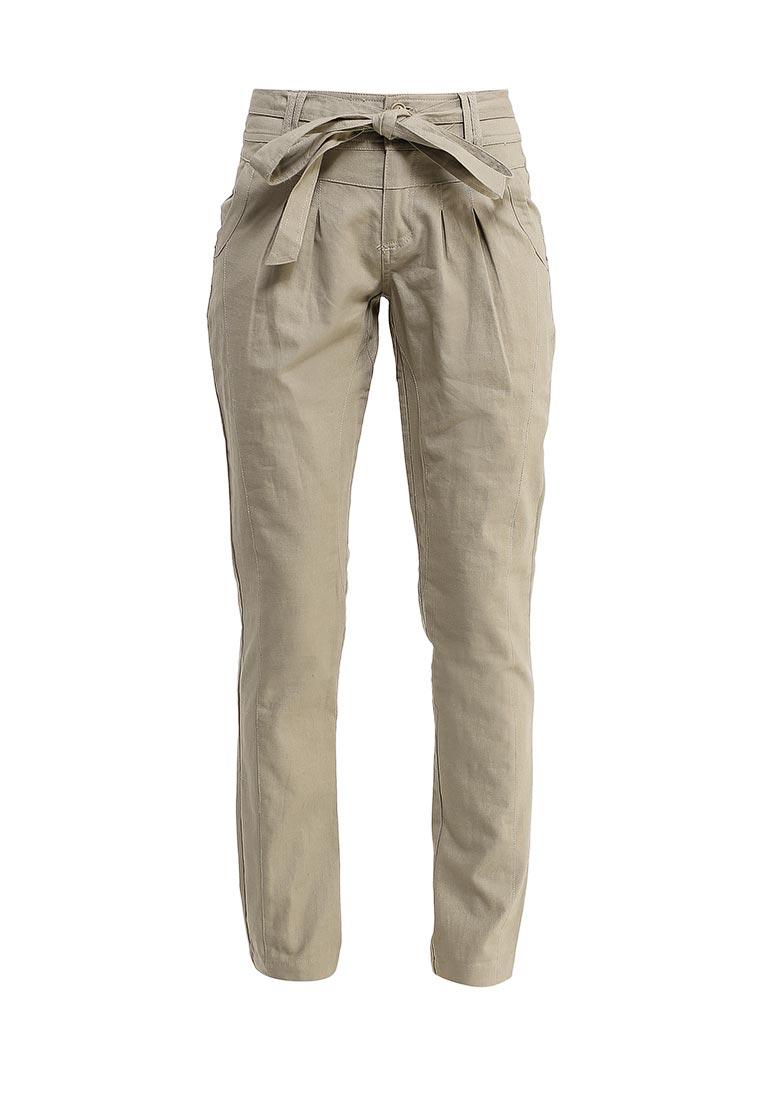 Женские зауженные брюки oodji (Оджи) 11700163/18144/6600N