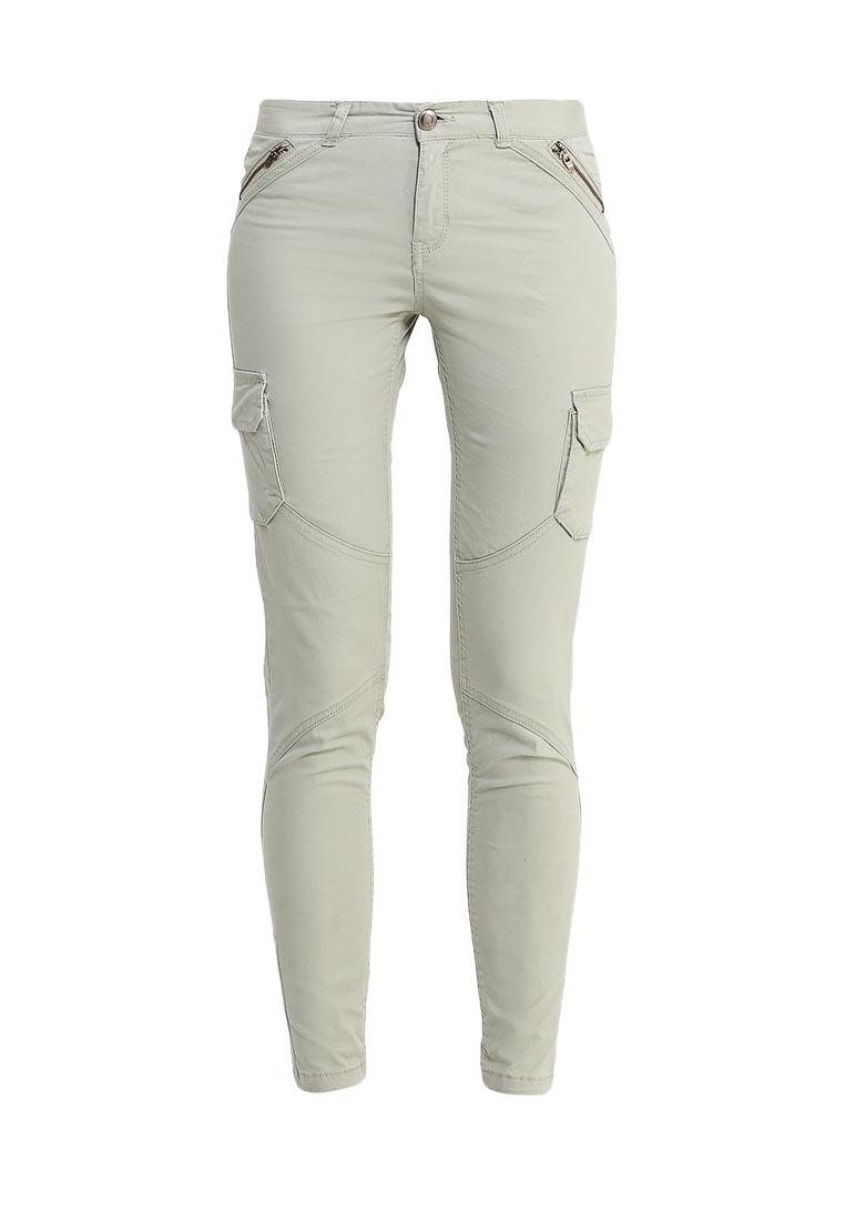 Женские зауженные брюки oodji (Оджи) 11703078/24770/6000N
