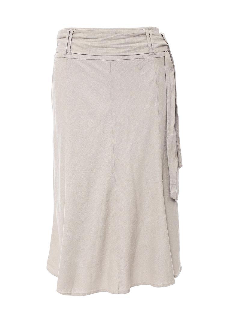 Широкая юбка oodji (Оджи) 21600232/19829/3300N: изображение 1