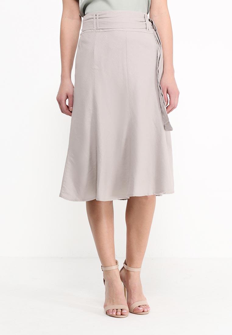 Широкая юбка oodji (Оджи) 21600232/19829/3300N: изображение 3