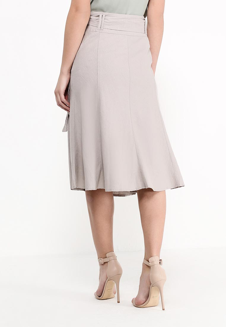 Широкая юбка oodji (Оджи) 21600232/19829/3300N: изображение 4