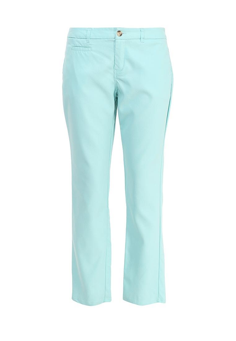 Женские зауженные брюки oodji (Оджи) 11700195/35669/7300N