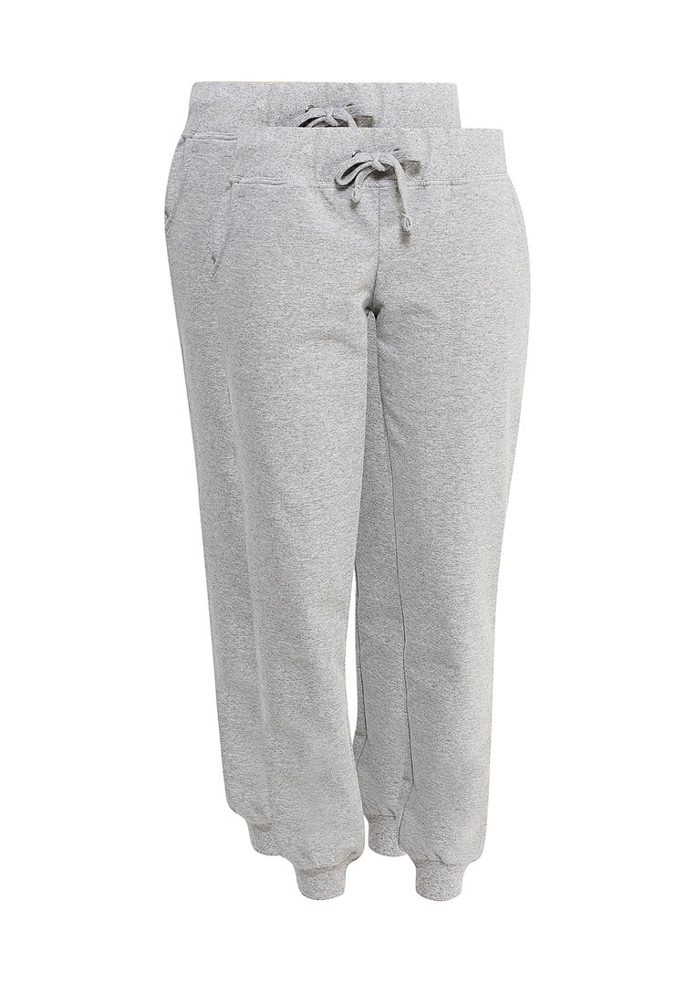 Женские спортивные брюки oodji (Оджи) 16700030T2/46173/2300M
