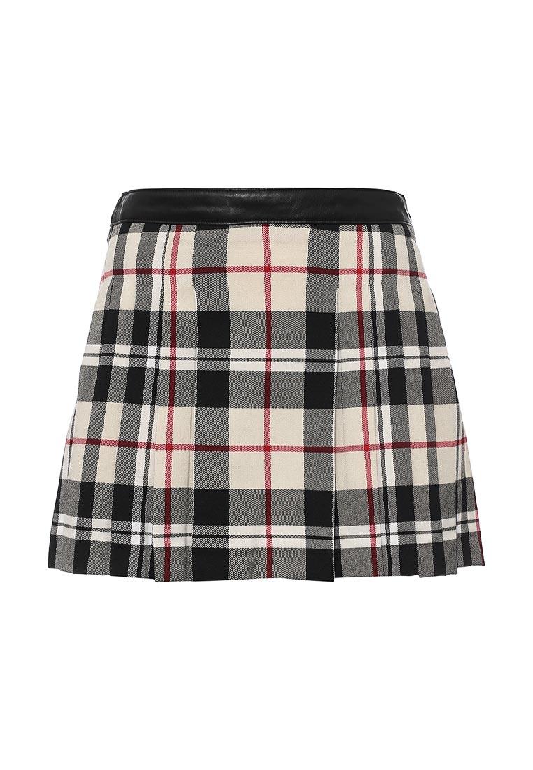 Широкая юбка oodji (Оджи) 11606034-4/45879/2933C