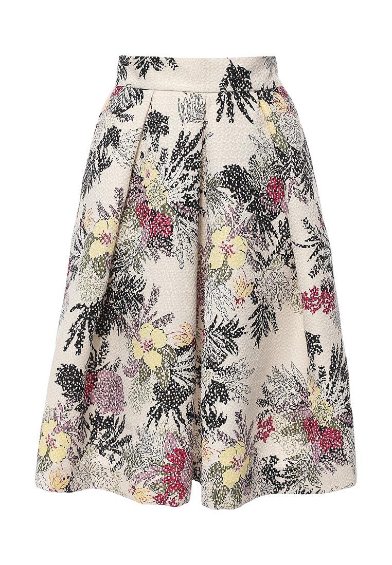 Широкая юбка oodji (Оджи) 21600300/45367/4047F