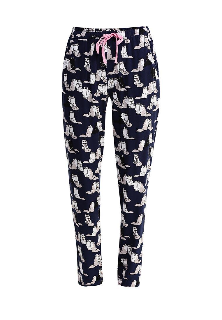 Женские зауженные брюки oodji (Оджи) 59807036/46275/7923Q