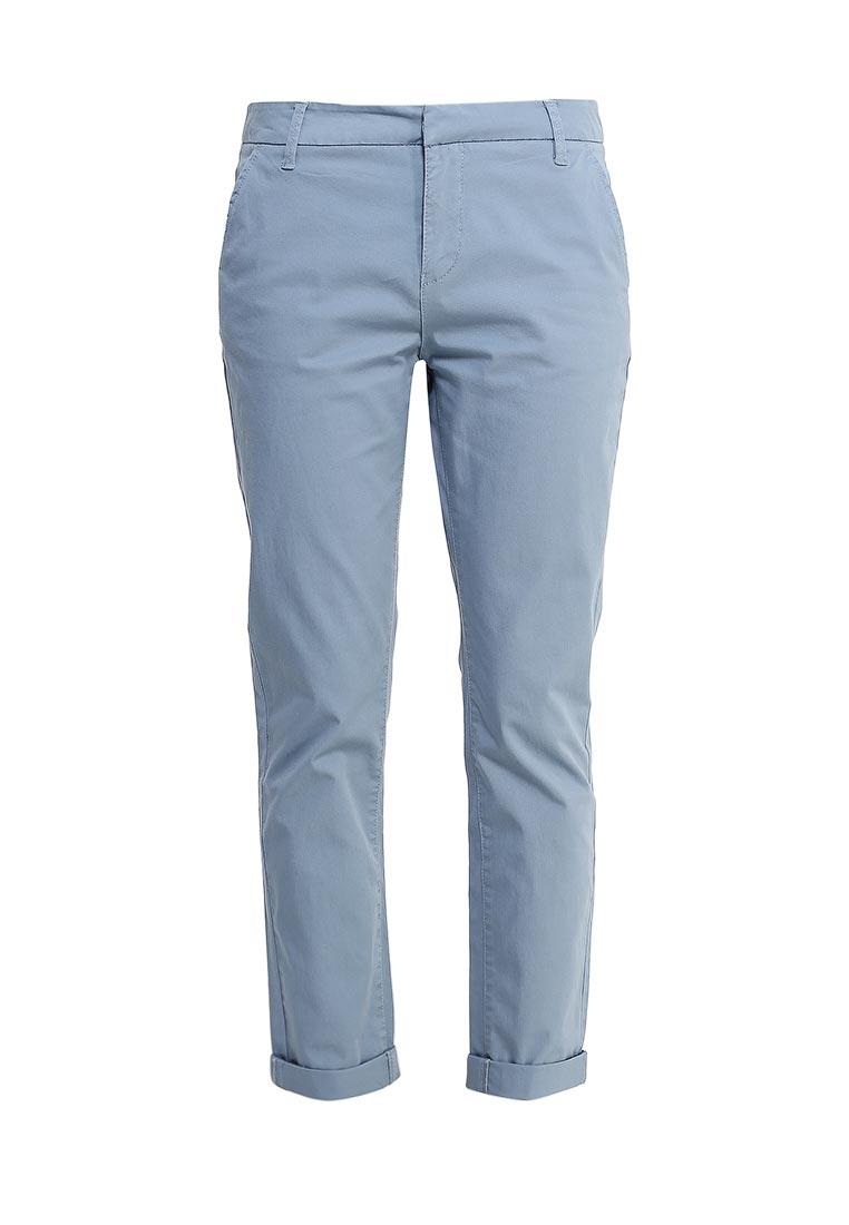 Женские зауженные брюки oodji (Оджи) 11706204/46777/7300N