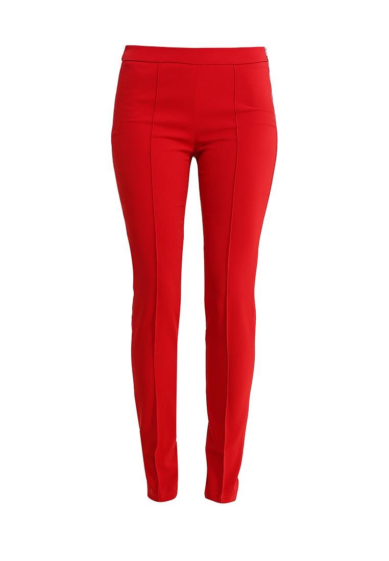 Женские зауженные брюки oodji (Оджи) 11707099-1B/42250/4500N