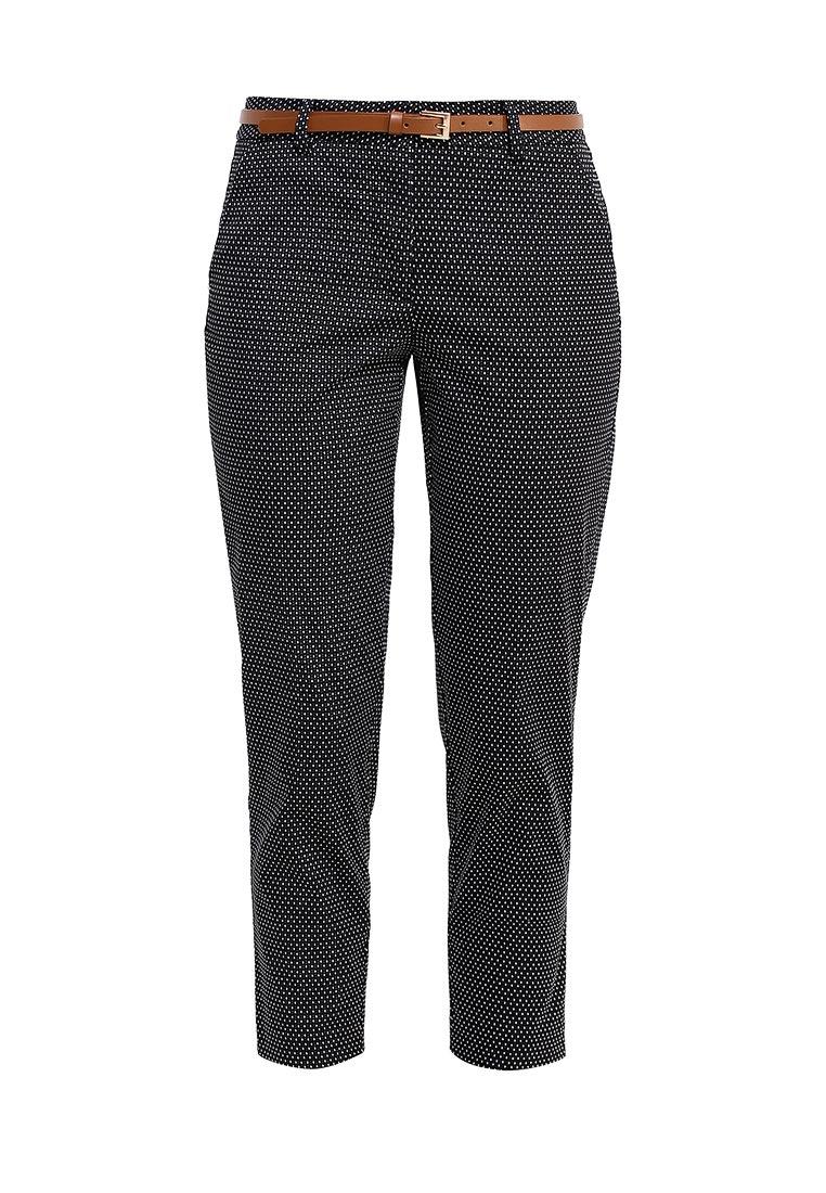 Женские зауженные брюки oodji (Оджи) 21706021-4/46373/3391D