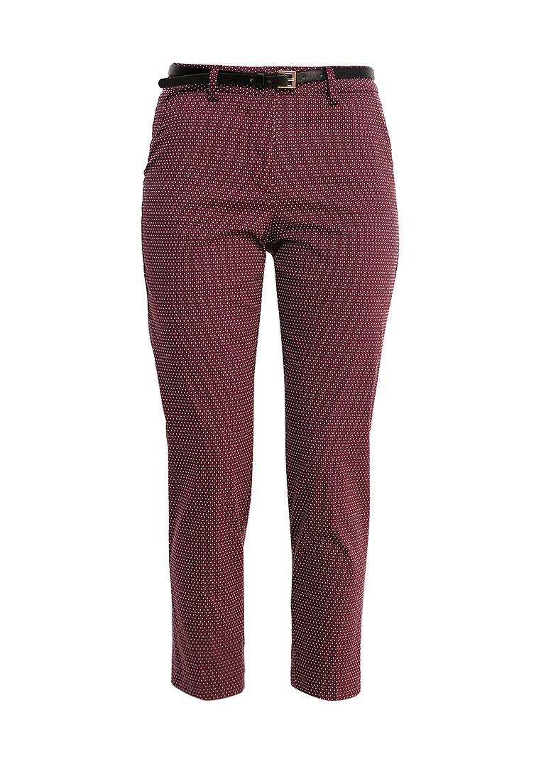 Женские зауженные брюки oodji (Оджи) 21706021-4/46373/4973D