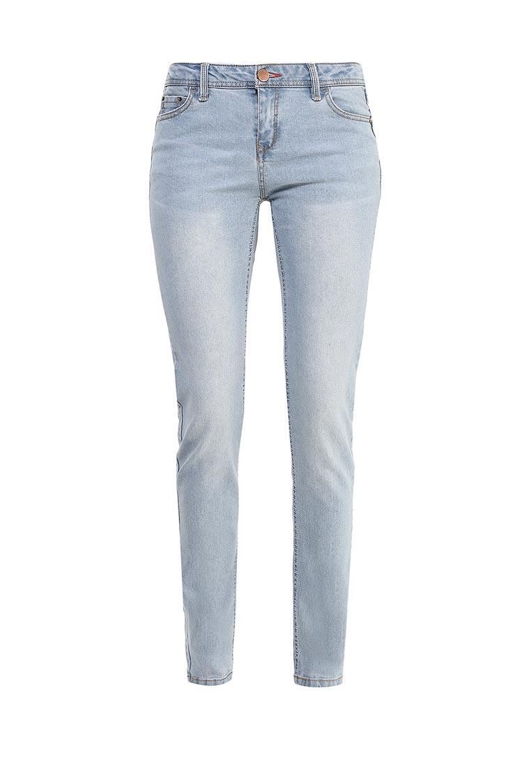 Зауженные джинсы oodji (Оджи) 12103126B/46259/7000W