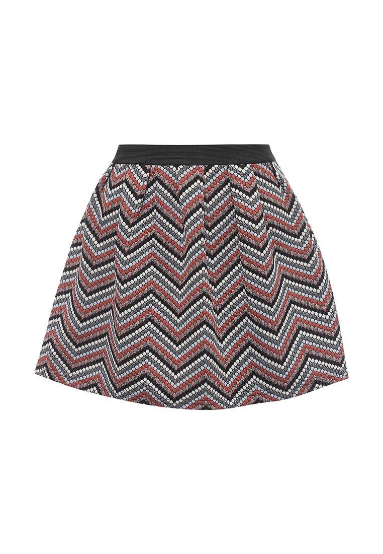 Широкая юбка oodji (Оджи) 14100019-4/46478/2959S