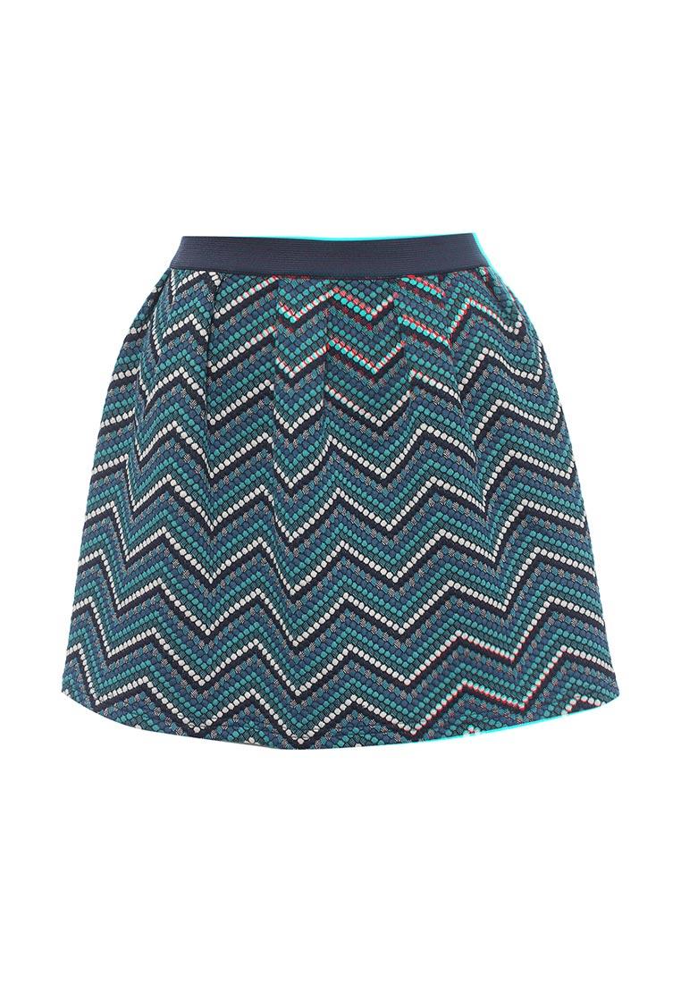 Широкая юбка oodji (Оджи) 14100019-4/46478/796DS
