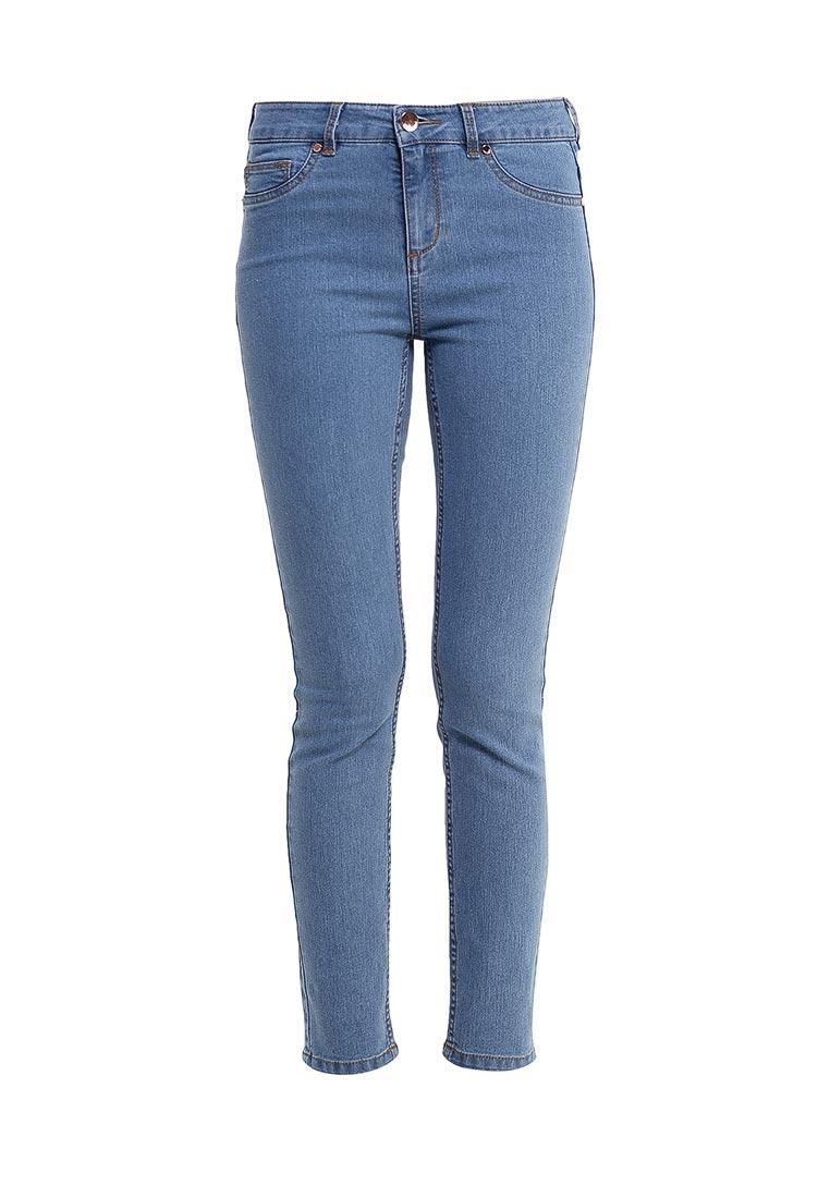 Зауженные джинсы oodji (Оджи) 12104065B/46253/7000W