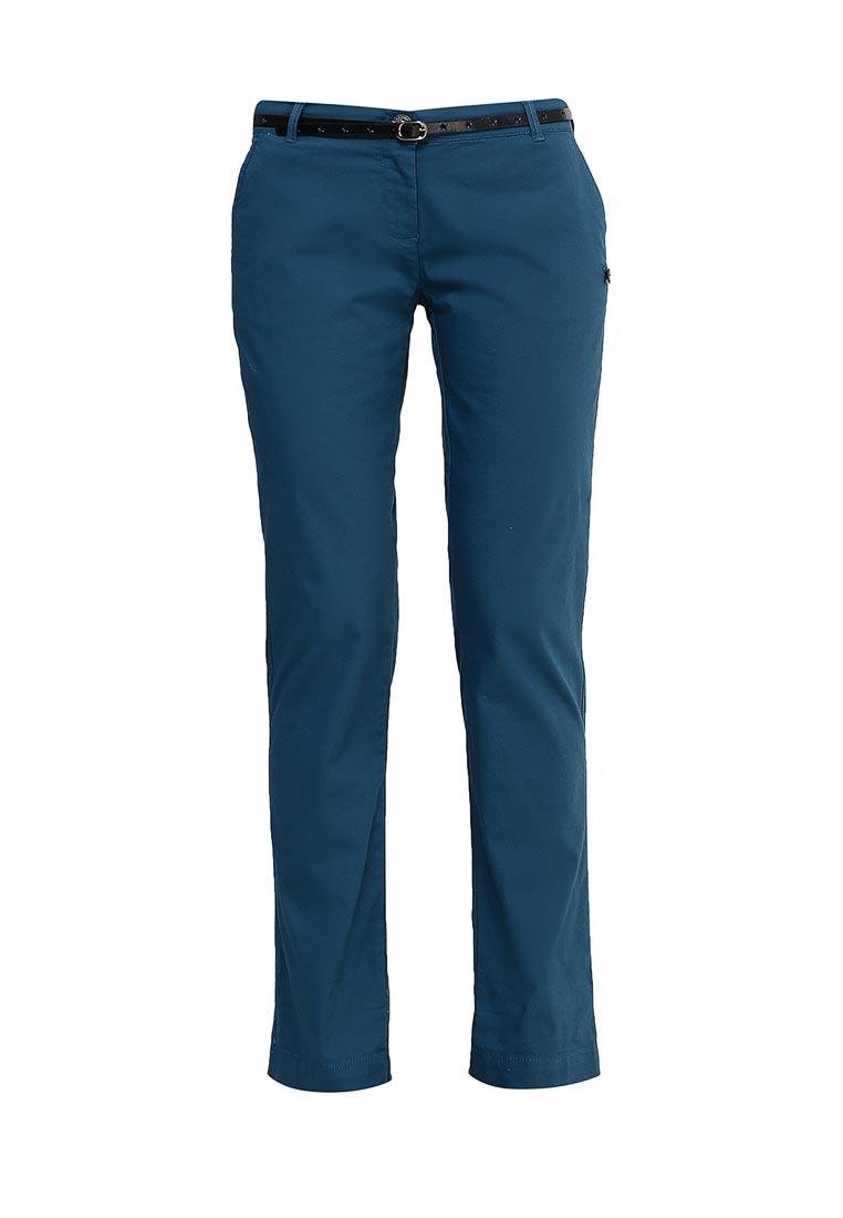 Женские зауженные брюки oodji (Оджи) 11706190-3B/32887/7400N