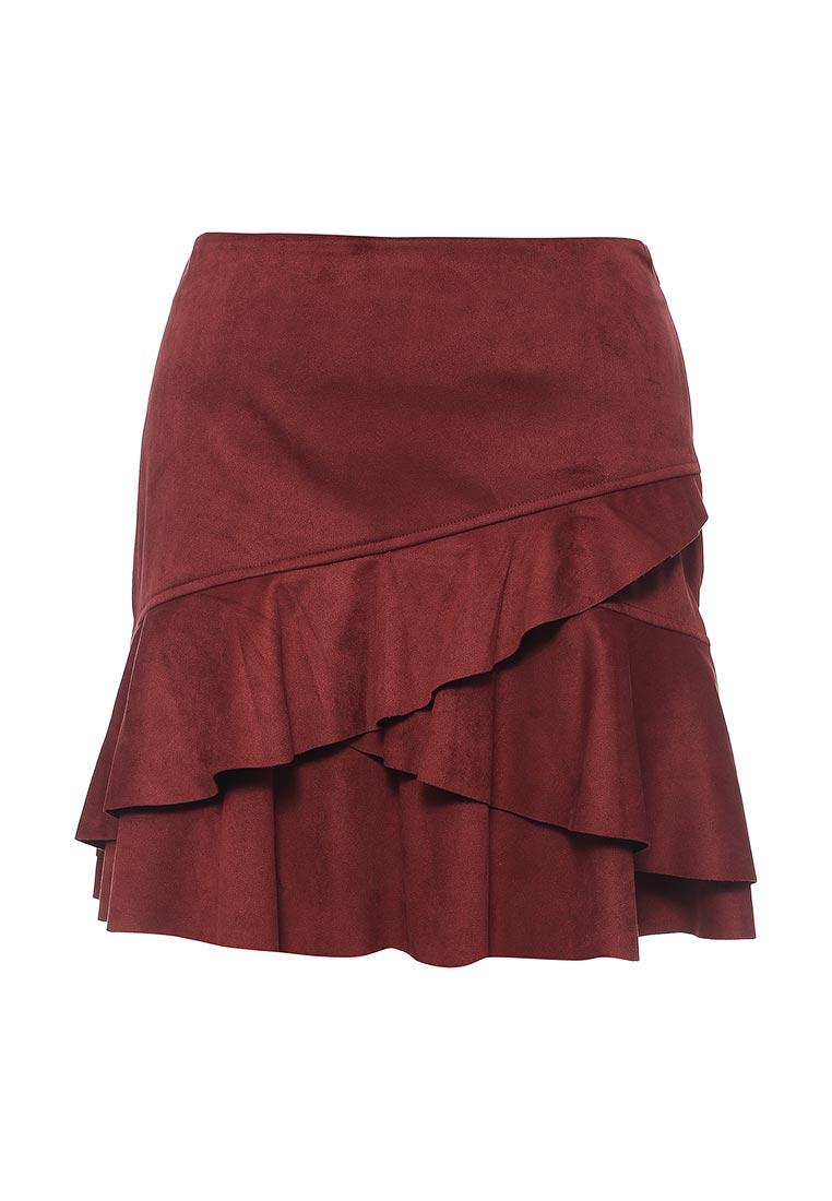 Прямая юбка oodji (Оджи) 18H00006/46453/3100N
