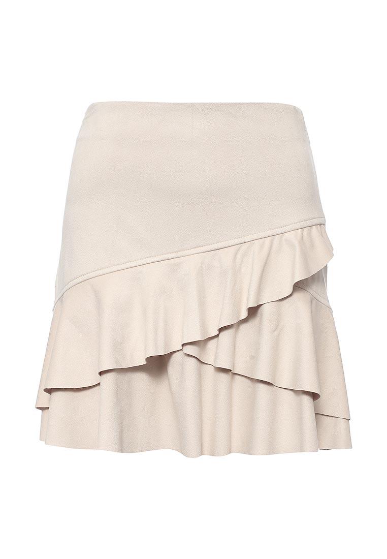 Прямая юбка oodji (Оджи) 18H00006/46453/3300N