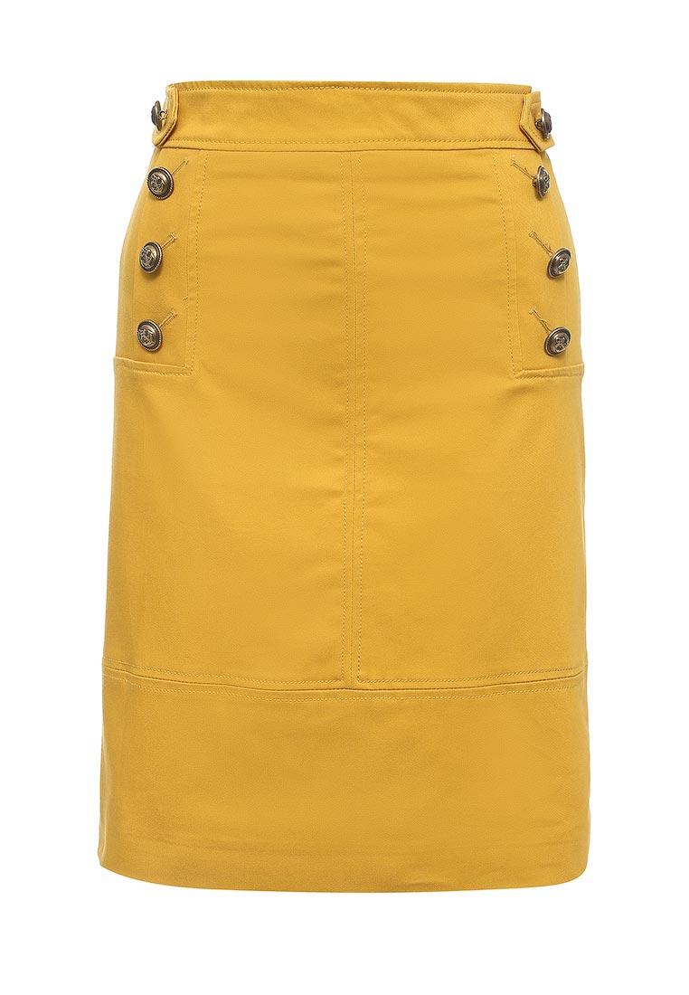 Прямая юбка oodji (Оджи) 21600305/46430/5700N