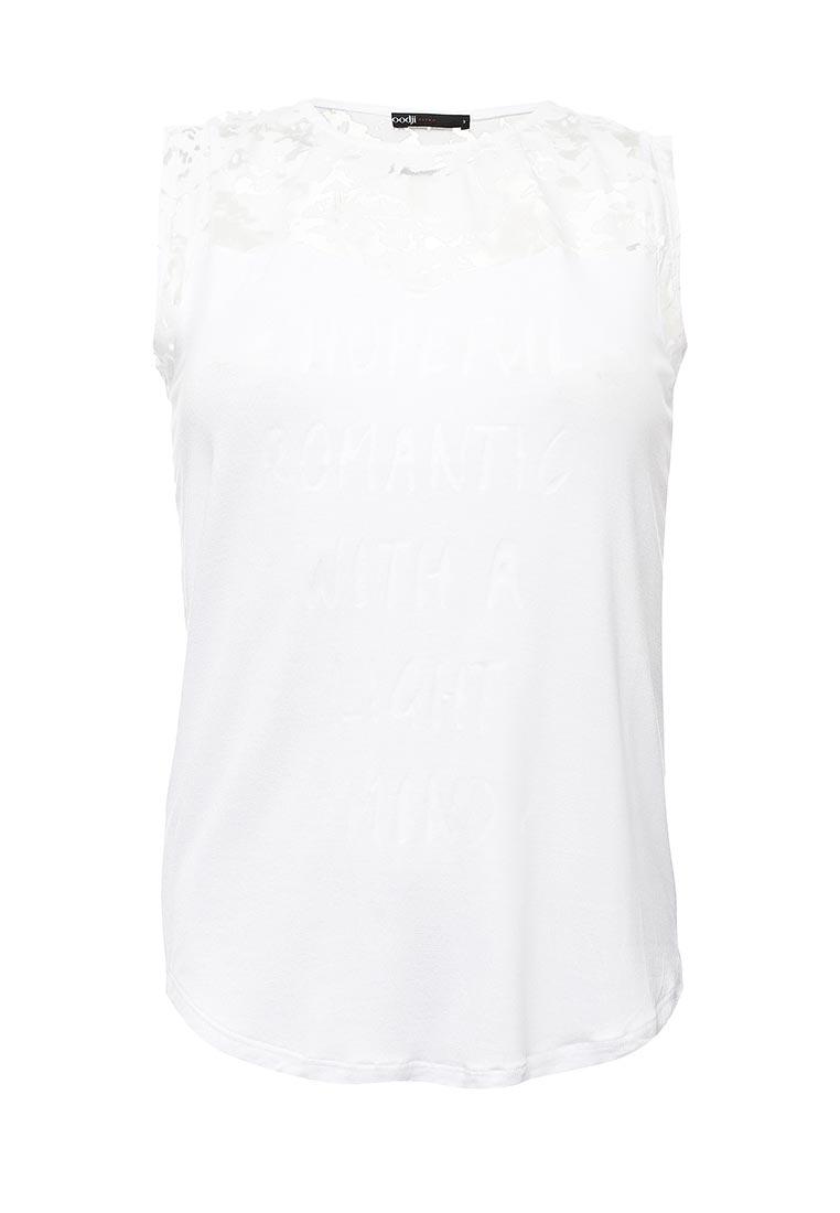 Блуза oodji (Оджи) 14305026/42814/1000O