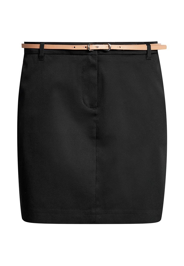 Прямая юбка oodji (Оджи) 11600397-1B/42307/2900N