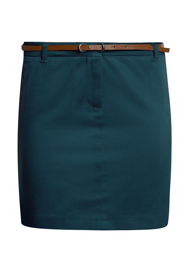 Прямая юбка oodji (Оджи) 11600397-1B/42307/7400N