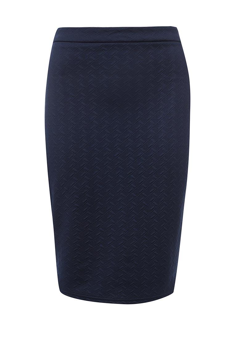 Прямая юбка oodji (Оджи) 14101088-1/42588/7900N