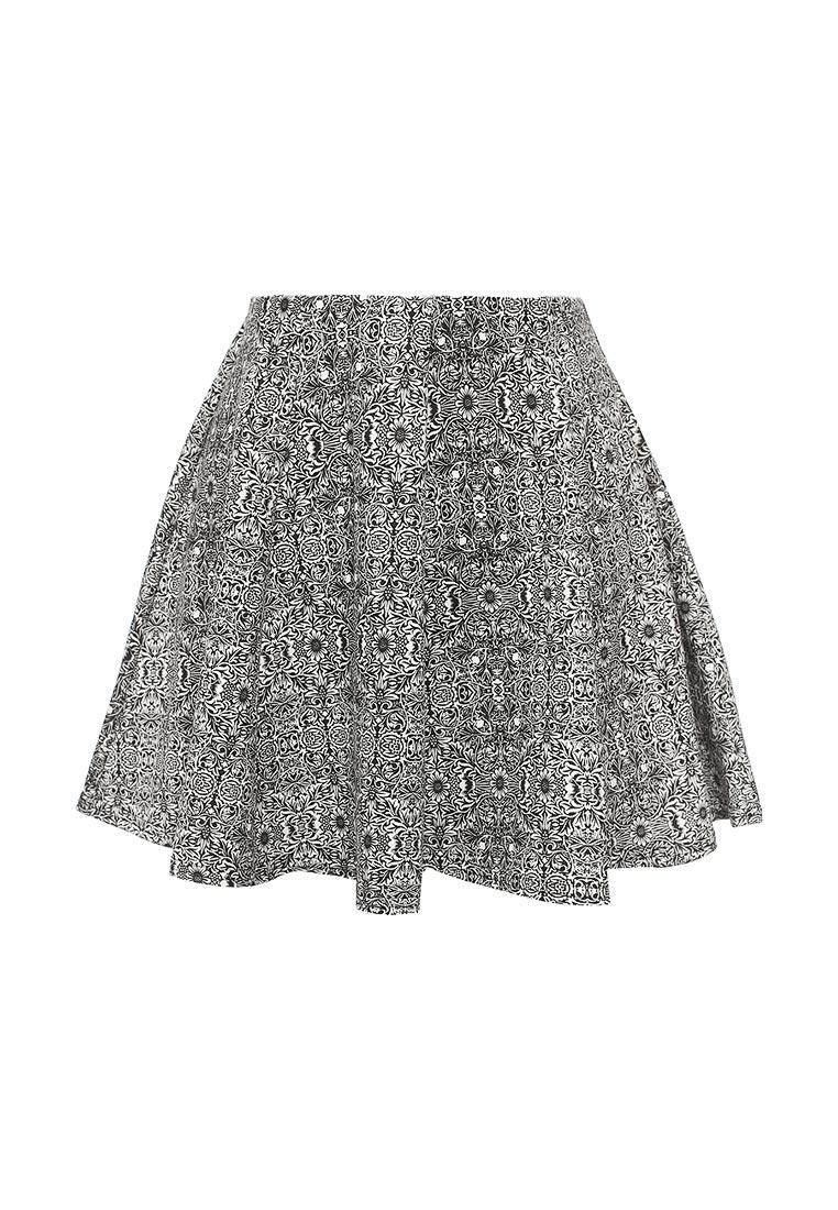 Широкая юбка oodji (Оджи) 14102001M/38261/2930E