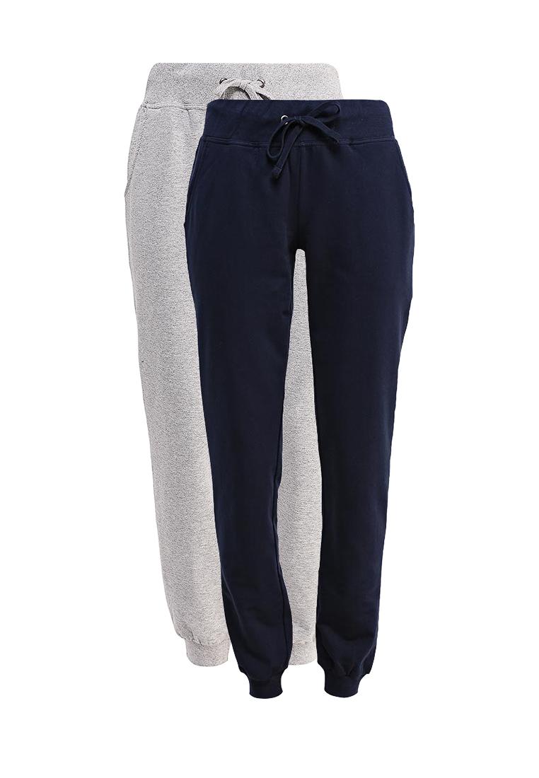 Женские спортивные брюки oodji (Оджи) 16700030-5T2/46173/2379N