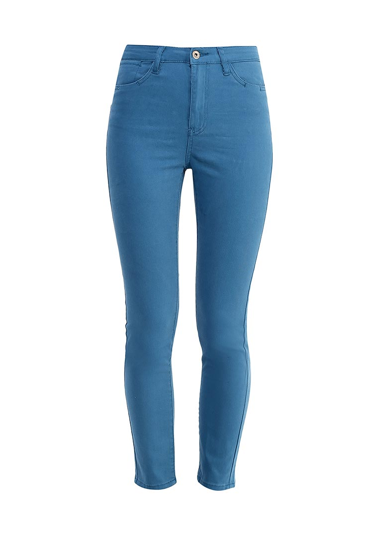 Женские зауженные брюки oodji (Оджи) 12103154/46673/6C00N