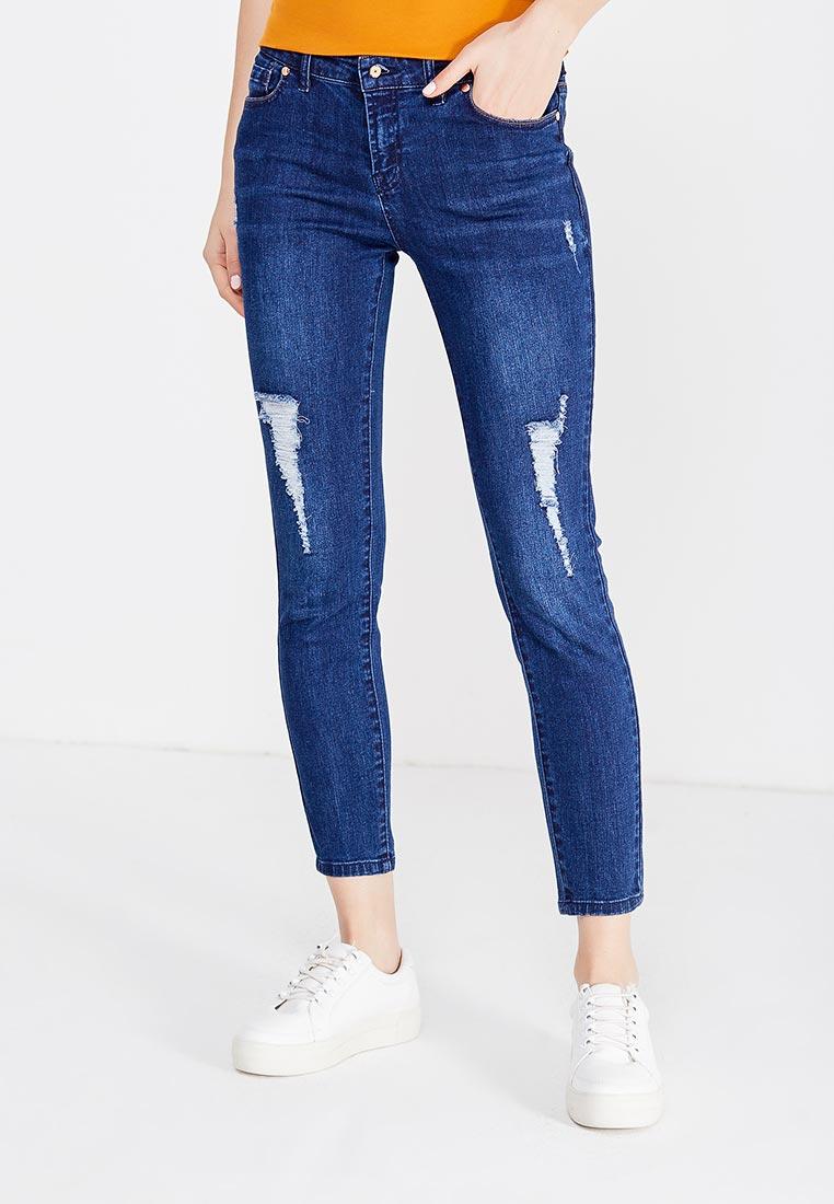 Зауженные джинсы oodji (Оджи) 12103155/43322/7900W