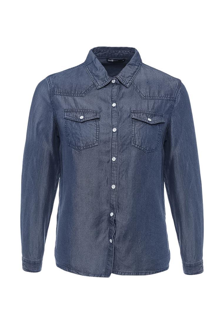 Женские джинсовые рубашки oodji 16A09005/45372/7900W
