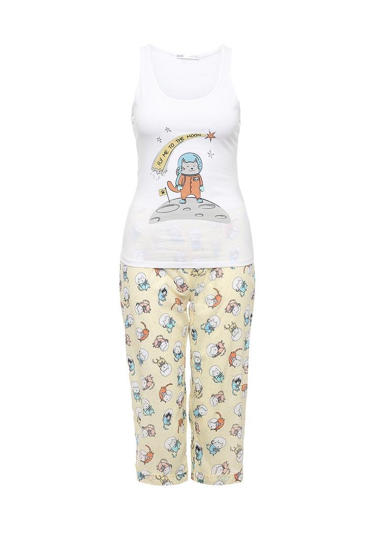 Пижама oodji (Оджи) 56001076-2/43112/1050P