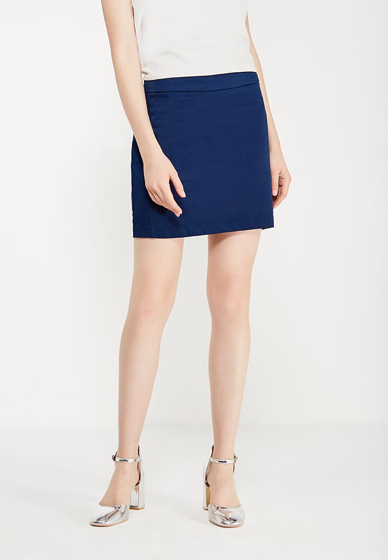 Прямая юбка oodji (Оджи) 11601179-11B/42307/7900N