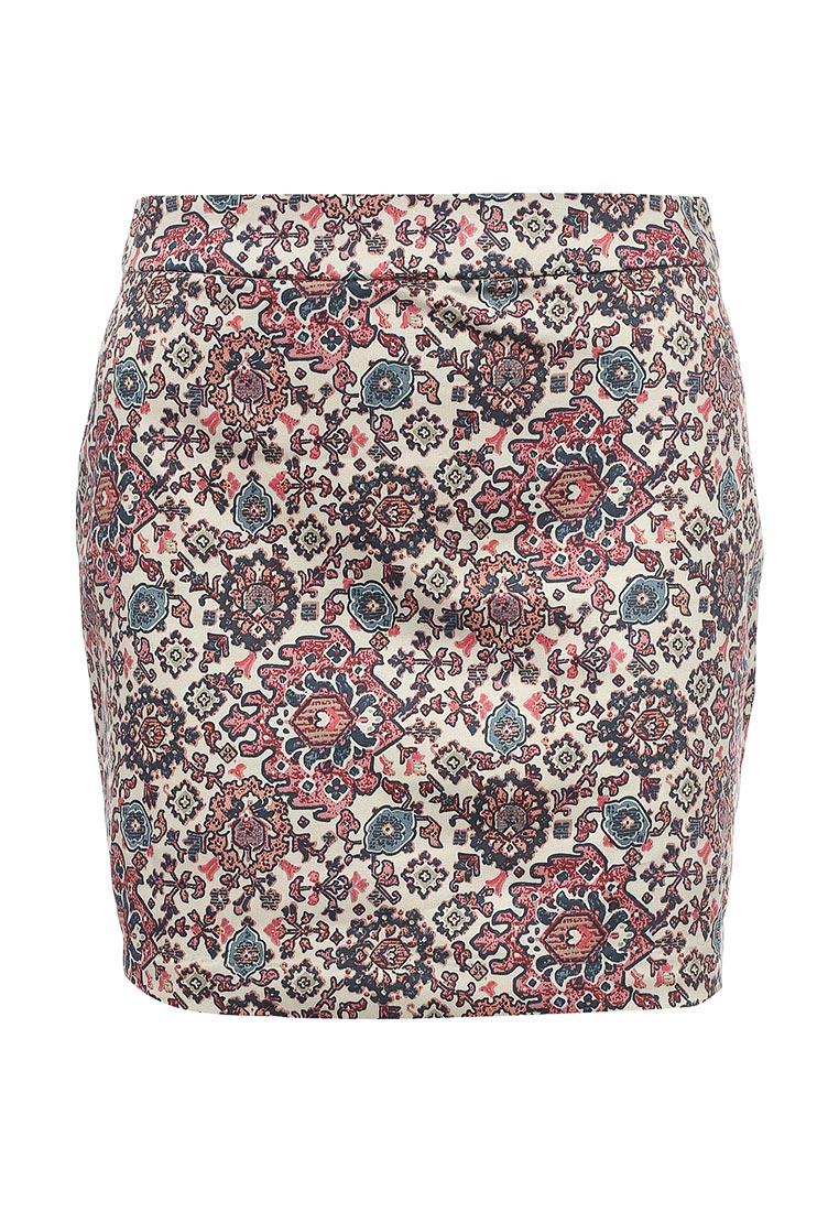 Прямая юбка oodji (Оджи) 11601179-2B/14522/4175E