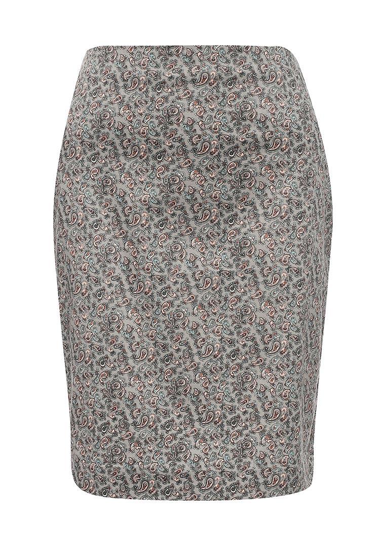 Прямая юбка oodji (Оджи) 21608006-3B/14522/2340E