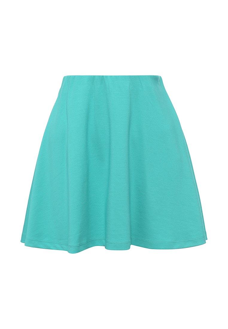Широкая юбка oodji (Оджи) 14102005/42820/6D00N