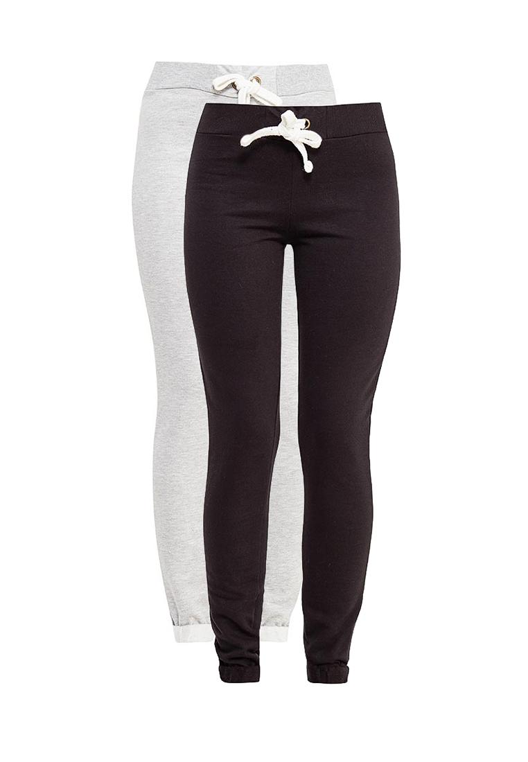 Женские спортивные брюки oodji (Оджи) 16701010T2/46980/2923N
