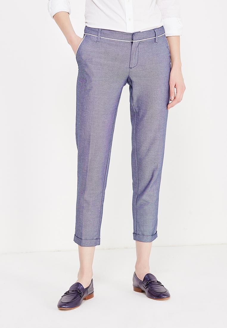 Женские зауженные брюки oodji (Оджи) 11703063-6/46602/7910B
