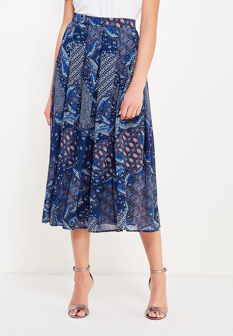 Широкая юбка oodji (Оджи) 21600285-2M/17358/7945E