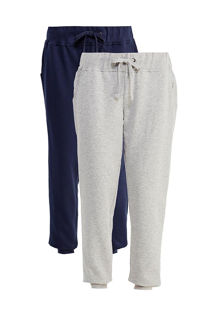Женские спортивные брюки oodji (Оджи) 16700030-5T2/46173/7923N