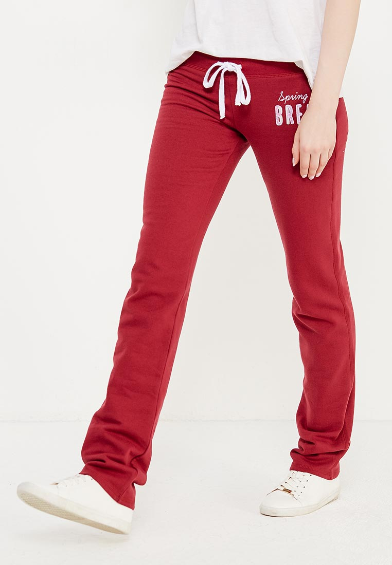 Женские спортивные брюки oodji (Оджи) 16700045T2/46949/2349N