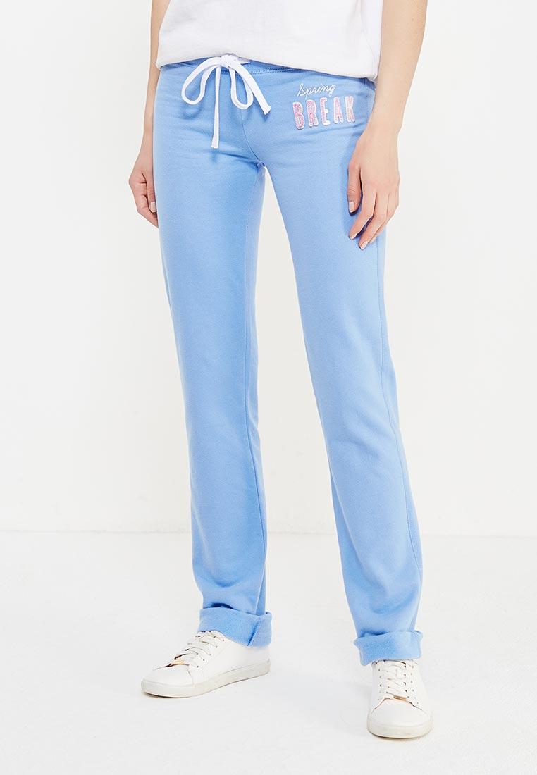 Женские спортивные брюки oodji (Оджи) 16700045T2/46949/7569N