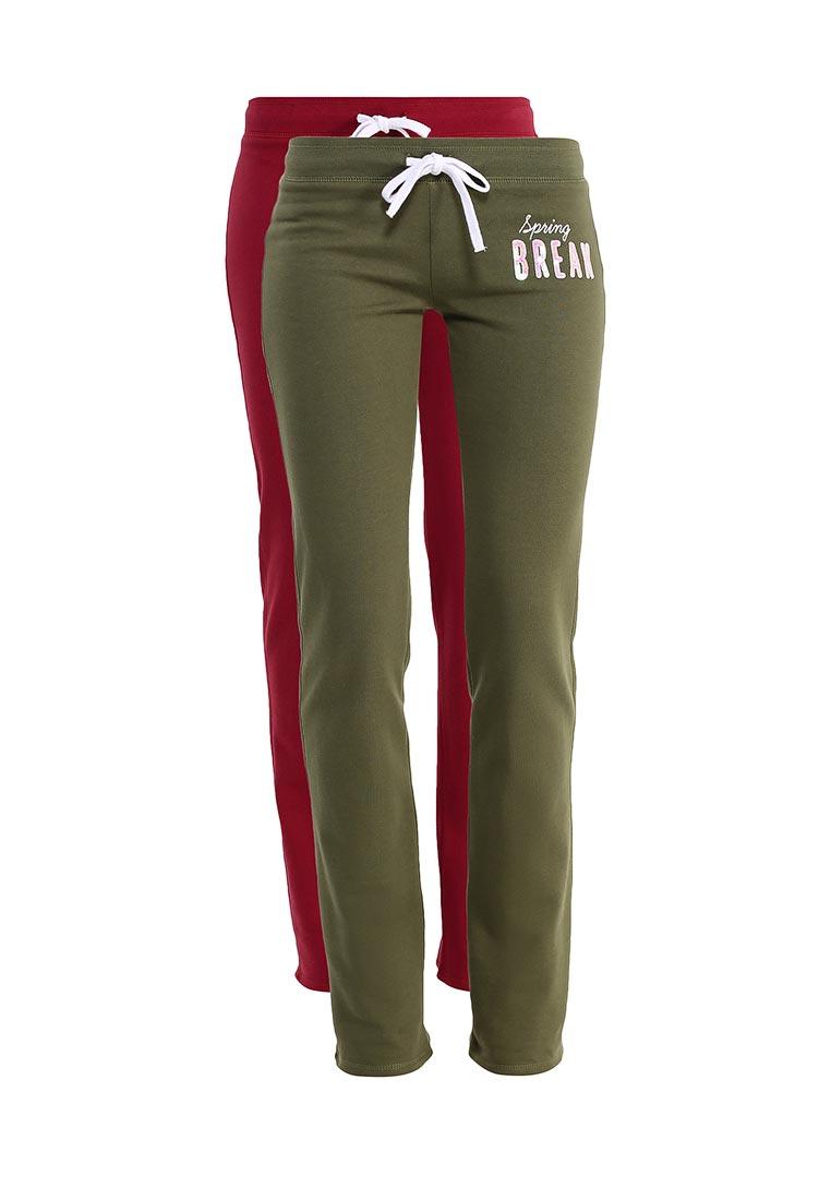 Женские спортивные брюки oodji (Оджи) 16700045T2/46949/4969N