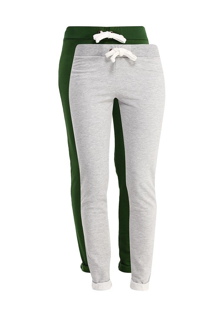 Женские спортивные брюки oodji (Оджи) 16701010T2/46980/2369N
