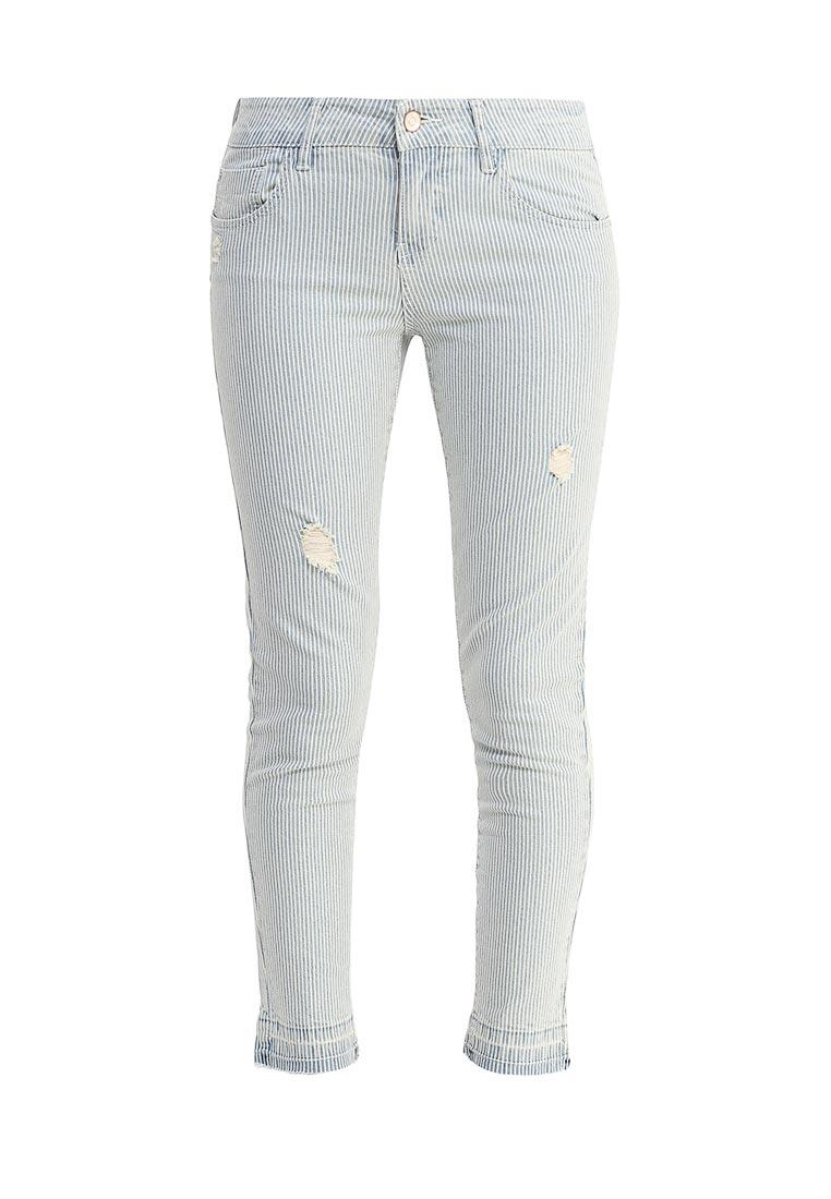 Женские зауженные брюки oodji (Оджи) 12105107/46655/7500W