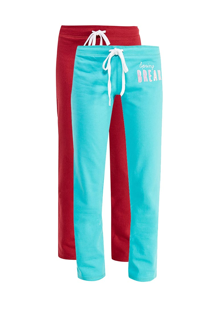 Женские спортивные брюки oodji (Оджи) 16700045T2/46949/6D49N